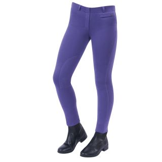 Dublin Supa-Fit Pull On Knee Patch Stirrup Jodhpurs