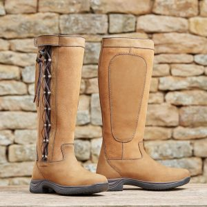 Dublin Kennet Boots Waterproof Breathable Horse Riding Country Boot All Sizes