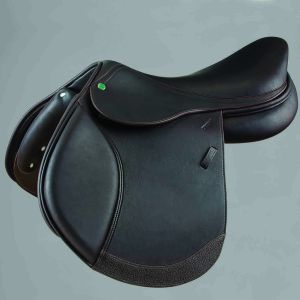 Crosby Hunter Jumper Covered Close Contact Jump Saddle