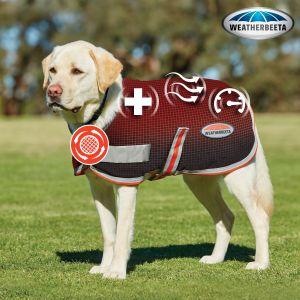 WeatherBeeta ComFiTec Therapy-Tec Fleece Dog Coat