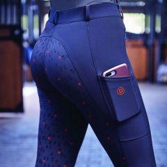 Dublin Gigi Full Grip Tech Breeches with Phone Pocket