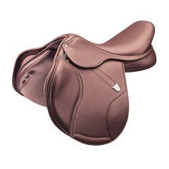 Bates Elevation Plus Saddle with Deep Seat Rear Flexibloc & Cair