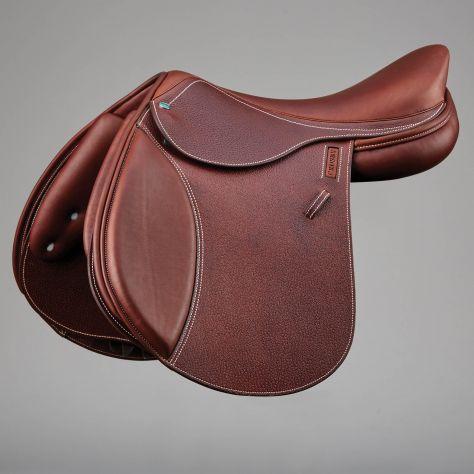 Crosby Equitation Solid Close Contact Jump Saddle
