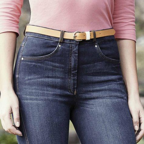 Dublin Leather Belt