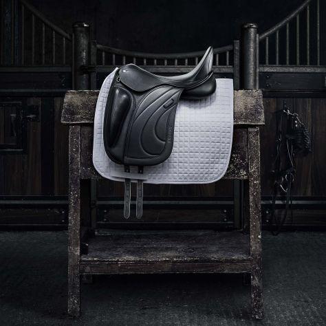 Crosby Dressage External Knee Block Saddle