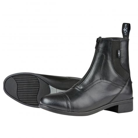 Saxon Syntovia Zip Paddock Boots