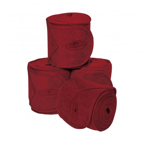 WeatherBeeta Fleece Bandage 4 Pack