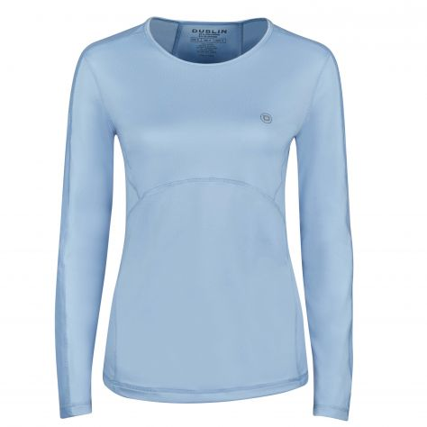 Dublin Pegasus Long Sleeve Tech Top