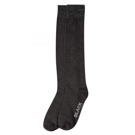 Dublin Black Julia Stocking Socks