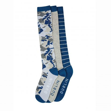 Dublin Camo Sock Pack
