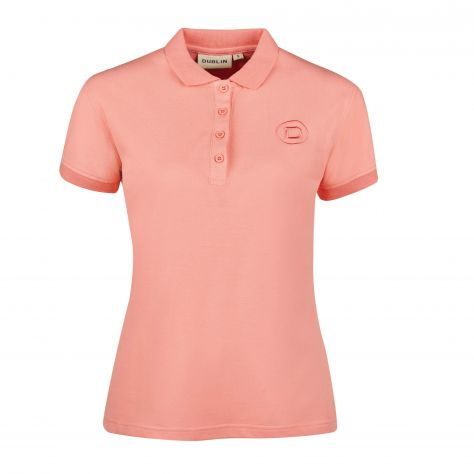 Dublin Ara Short Sleeve Polo