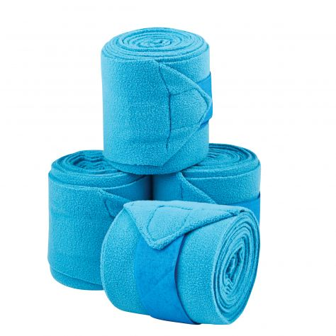 Saxon Coordinate Fleece Bandages 4 Pack