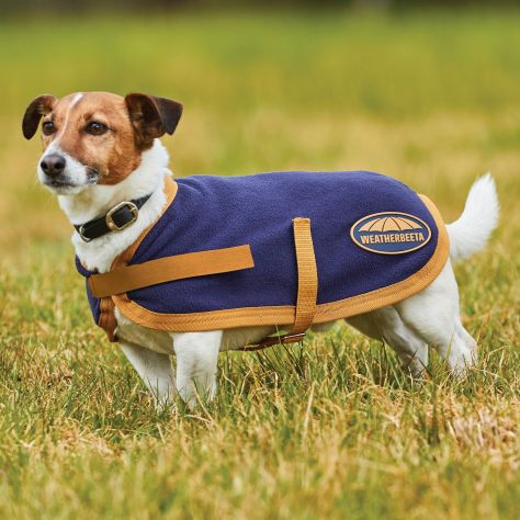 WeatherBeeta ComFiTec Fleece Dog Coat