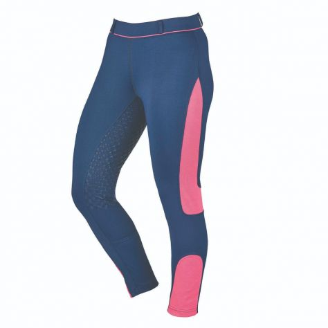 Dublin Performance Mesh Flex Riding Tights