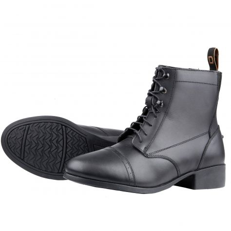 Dublin Foundation Laced Paddock Boots