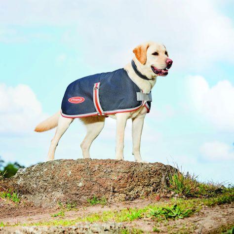 WeatherBeeta ComFiTec 1200D Therapy-Tec Dog Coat