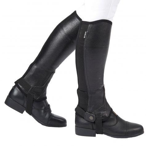 Dublin Flexi Leather Half Chaps II