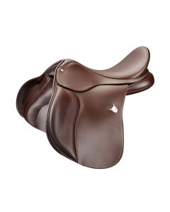 Bates All Purpose Saddle with Rear Velcro & Cair