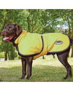 WeatherBeeta Reflective Parka 300D Deluxe Dog Coat