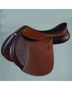 Crosby Hunter Jumper Solid Close Contact Jump Saddle