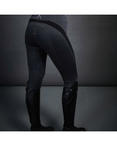 Dublin Black Shiloh Full Seat Tights