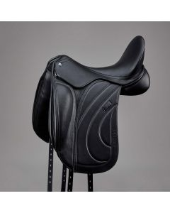 Crosby Dressage Adj Knee Block Saddle