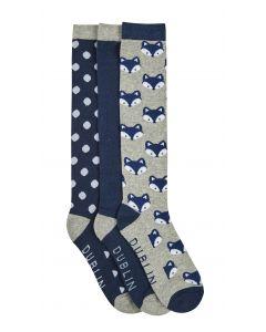 Dublin Fox Socks Pack