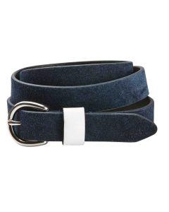 Dublin Suede Leather Belt