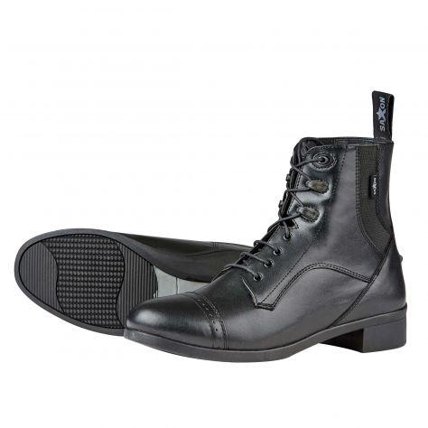 Saxon Syntovia Lace Paddock Boots