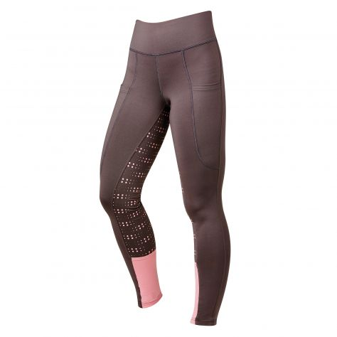 Dublin Performance Cool-It Dot Print Gel Riding Tights