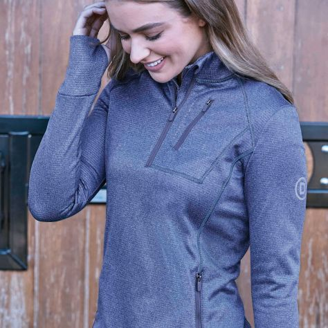 Dublin Nicola 1/4 Zip Thermal Midlayer