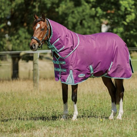 WeatherBeeta ComFiTec Premier Freedom Pony Detach-A-Neck Lite