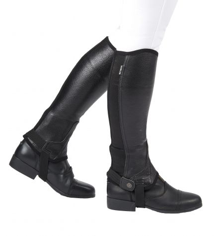 Dublin Flexi Leather Half Chaps II