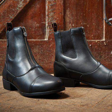 Dublin Summit Zip Paddock Boots