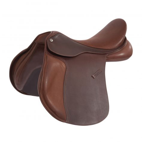 Collegiate Scholar All Purpose Saddle with Round Cantle