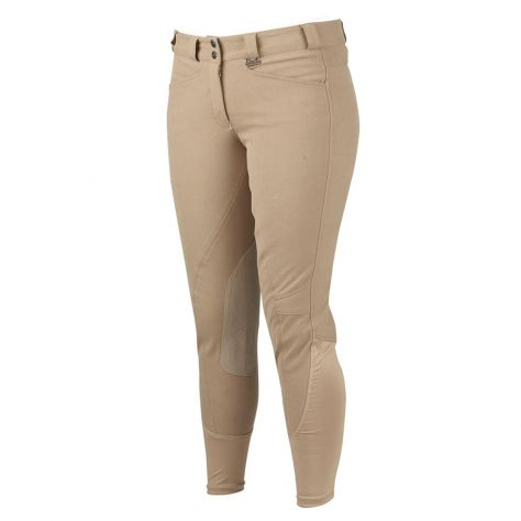 Dublin Performance Signature Euro Seat Front Zip Breeches