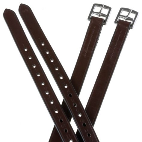 Collegiate 1/2 Hole Stirrup Leathers