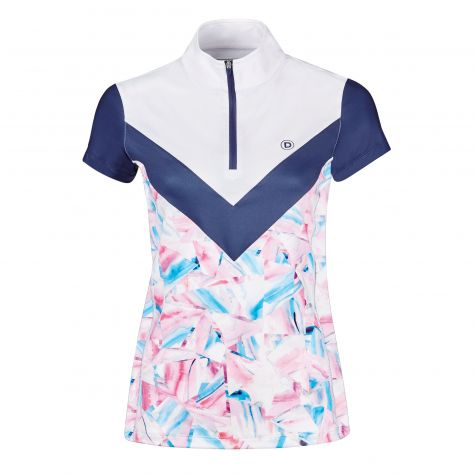 Dublin Orla Printed Colour Block Competition Shirt
