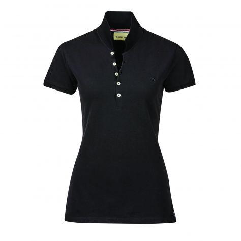 Dublin Lily Cap Sleeve Polo