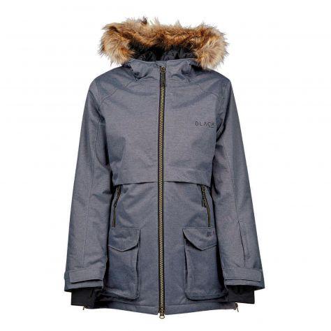Dublin Black Wendy Waterproof Jacket