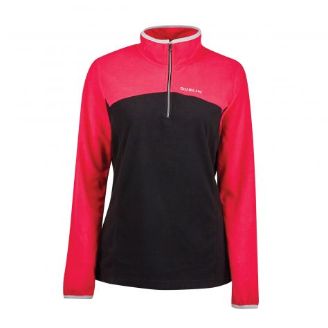 Dublin Odelia 1/4 Zip Thru Top