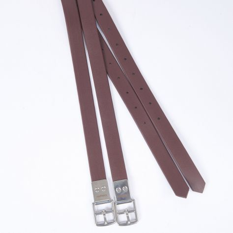 Collegiate Synthetic Stirrup Straps