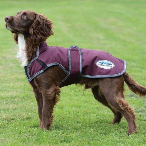 WeatherBeeta ComFiTec Premier Free Parka Deluxe Dog Coat Medium