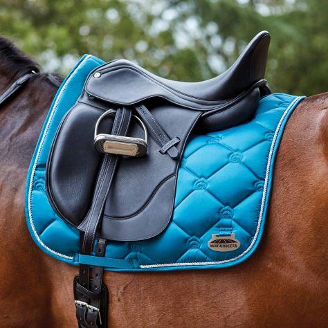 WeatherBeeta Regal Luxe Dressage Saddle Pad
