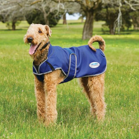 WeatherBeeta ComFiTec Premier Free Parka Deluxe Dog Coat Medium