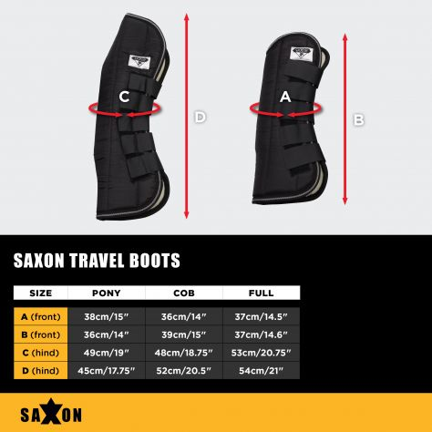 Saxon Travel Boots