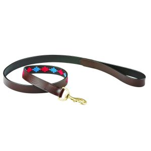 WeatherBeeta Polo Leather Dog Lead