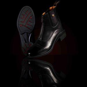 Dublin Rapture Zip Paddock Boots