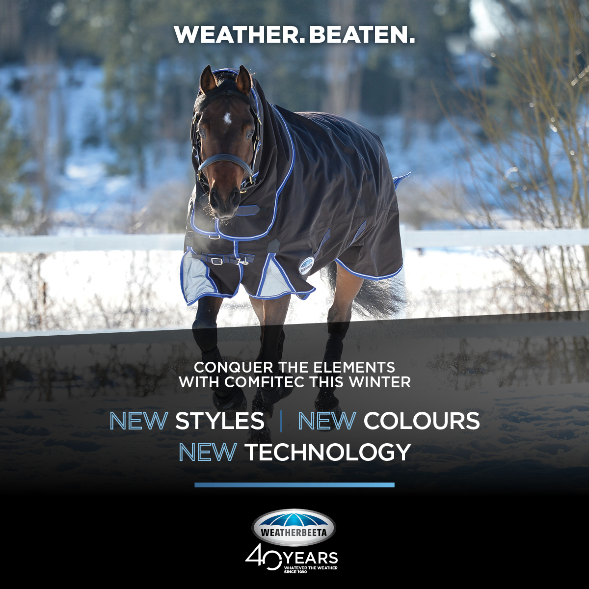 WeatherBeeta Winter 2020 Range