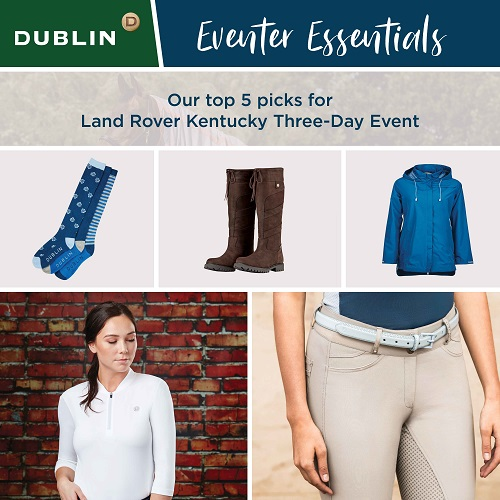 Dublin Eventing Essentials